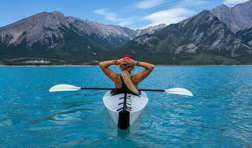 Kayaking and Canoeing Water Sports in Lakshadweep
