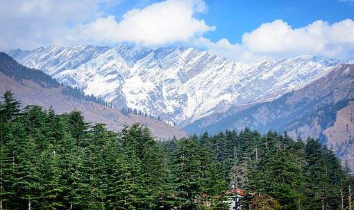Manali Most Attractive Places in India