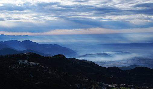 Mussoorie Best Snow Places in India