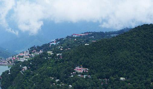 Nainital  Best Snow Places in India