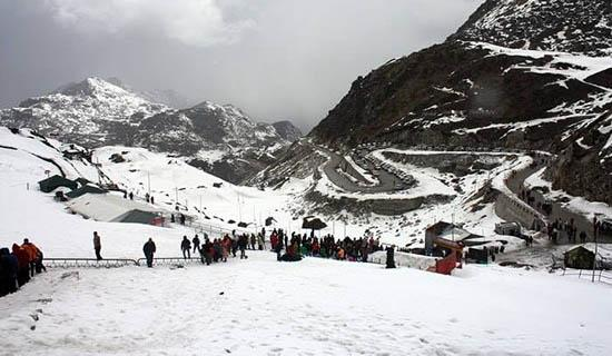Nathu La Pass Most Beautiful Places in Sikkim