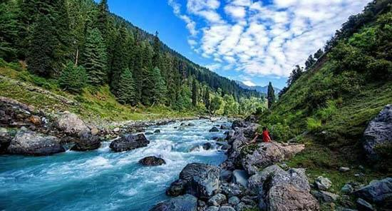 Pahalgam Best Snow Places in India