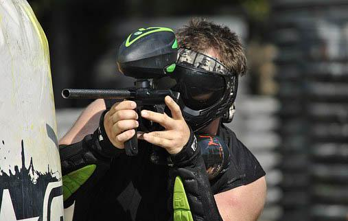 Paintball Adventure Sports in Gujarat
