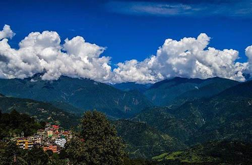 Pelling Most Beautiful Places in Sikkim