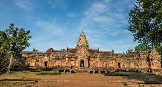 Phanom Rung Visiting Places in Thailand