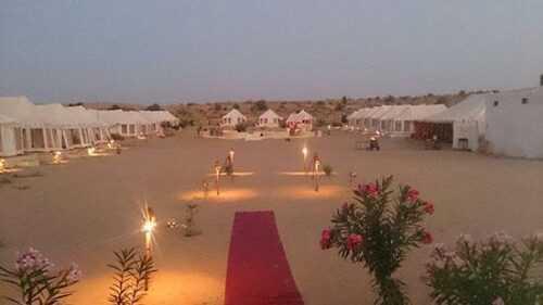 Rajputana Desert Camp Jaisalmer