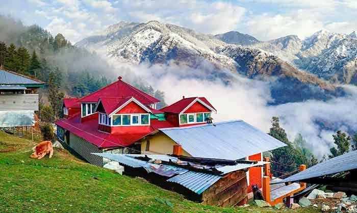 Places to Stay in Chopta