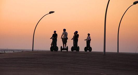 Segway Adventure Sports in Gujarat