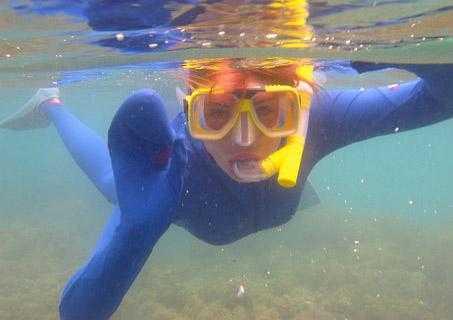 Snorkeling Water Sports in Lakshadweep