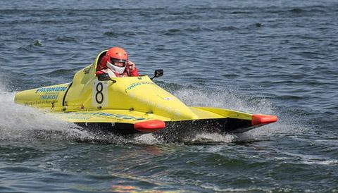 Speed Boat Joyride