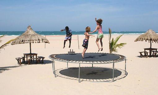 Trampoline Adventure Sports in Gujarat