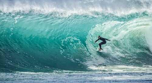 Water Surfing Water Sports in Lakshadweep