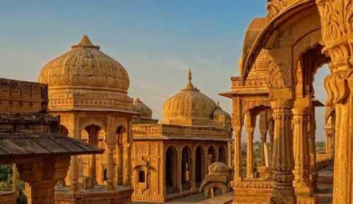 Adventurous Sports in Jaisalmer