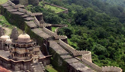 Udaipur to Kumbhalgarh Itinerary