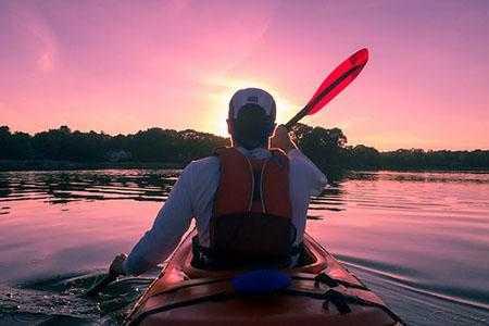Water Sports in Lakshadweep