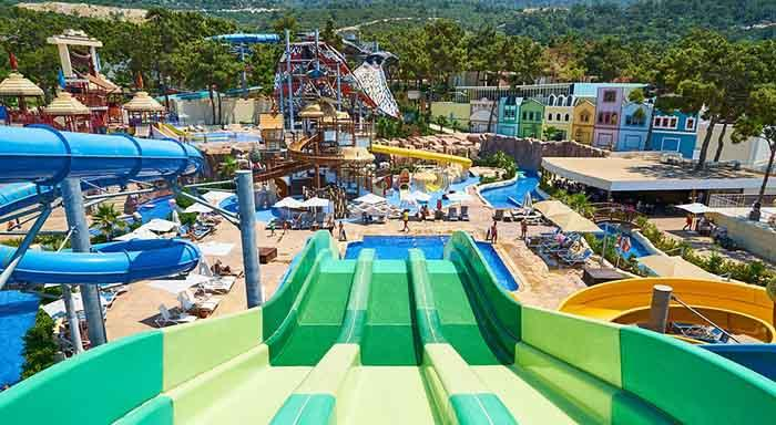 Adventure Water Parks In India