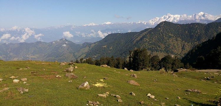 Chopta Chandrashila Trek Itinerary day 1