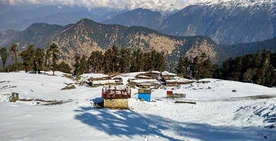 Chopta Itinerary