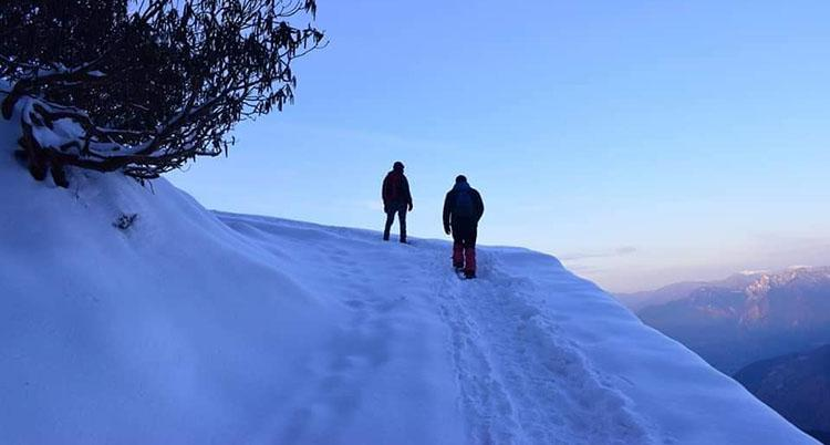 Chopta Chandrashila Trek Itinerary