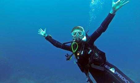 Pondicherry Scuba Diving in India