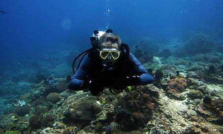 Karnataka Scuba Diving in India
