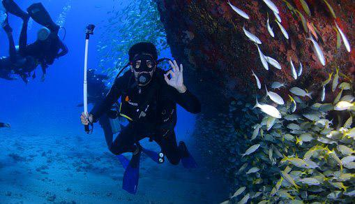 Andaman and Nicobar Scuba Diving in India