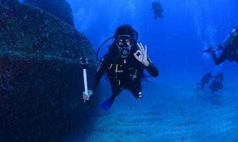 Goa Scuba Diving in India