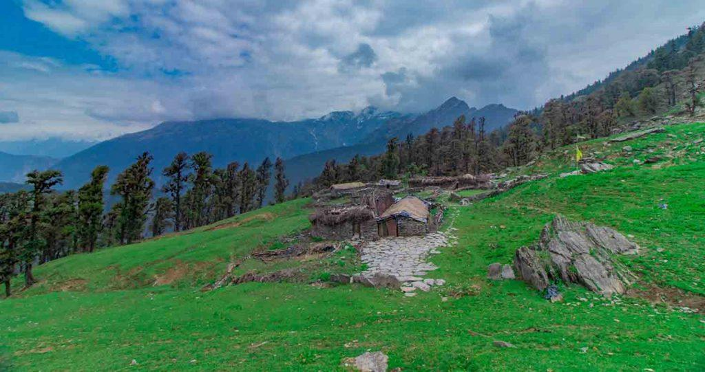 summer to Visit Chopta Tungnath
