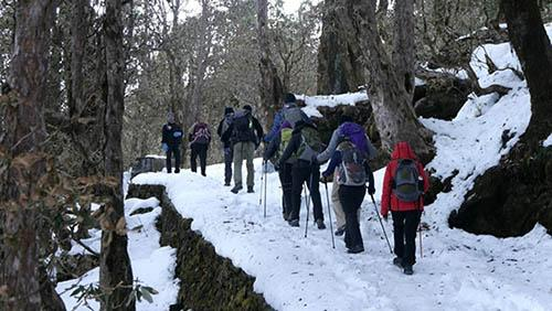 Chopta Trek Itinerary