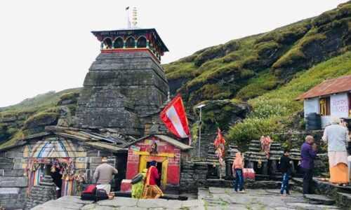 monsoon to Visit Chopta Tungnath