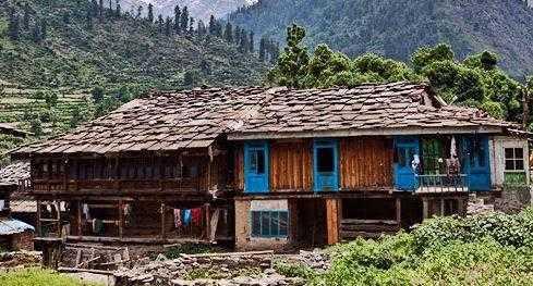Chalal Village
