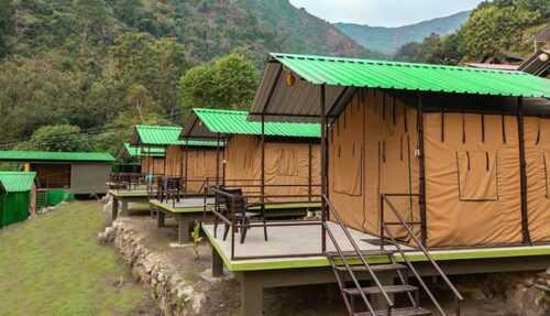 Bagheera River Retreat
