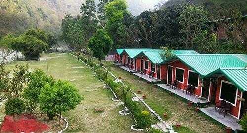 best luxury camps in rishikesh