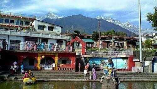 Chamunda Devi Temple palampur