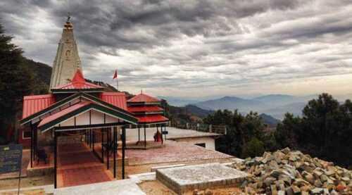 Jakhni Mata Temple palampur