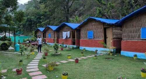 Jungle Retreat Camp and Resort