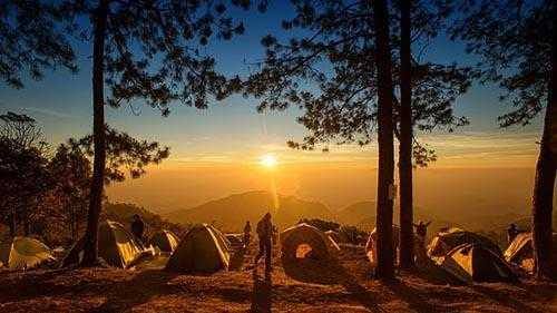 Luxury Camps in Rishikesh
