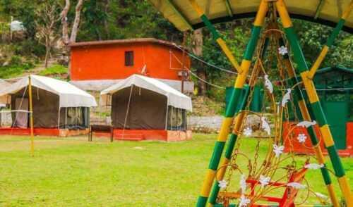 Riverstone Camp Rishikesh