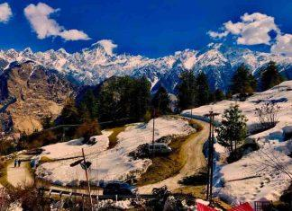 New Year Parties in Auli