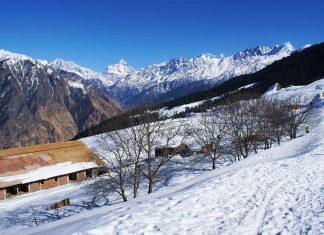 Visit Auli this Winter
