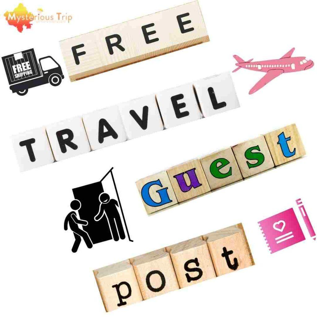 Free Travel Guest Post Websites