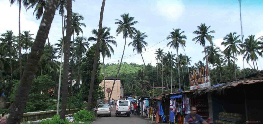 Places to Visit in South and North Goa