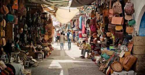 Arjuna Flea Market