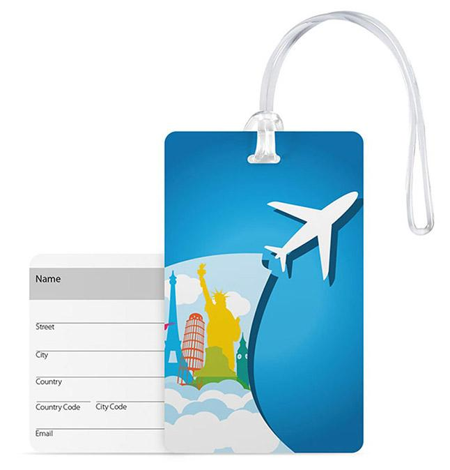 Luggage Tag Holders
