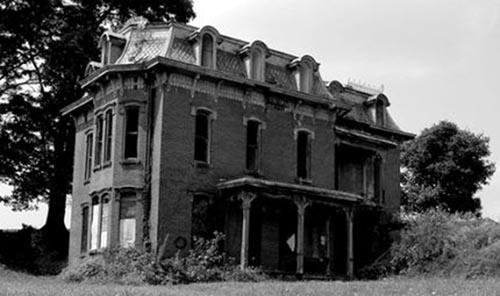 Mudhouse Mansion, Lancaster, Ohio