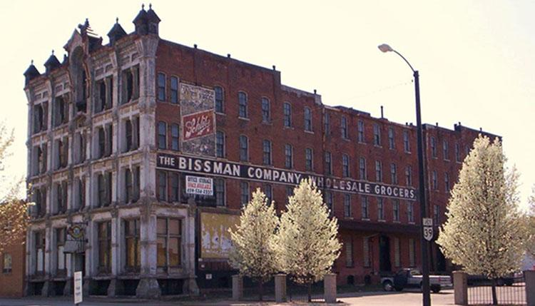The Bissman Building, Mansfield, Ohio