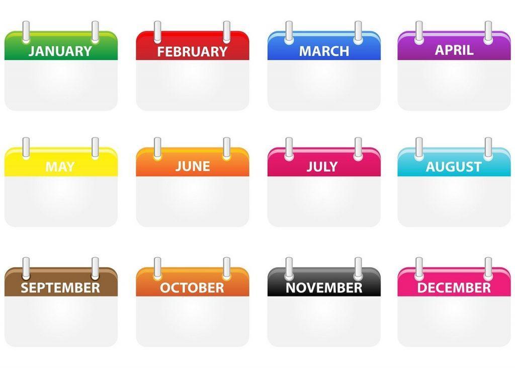 Incredible India Calendar