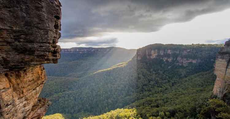 Blue Mountains – Rocky Terrain and Delicious Food