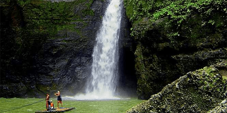 Go Down with Pagsanjan Falls