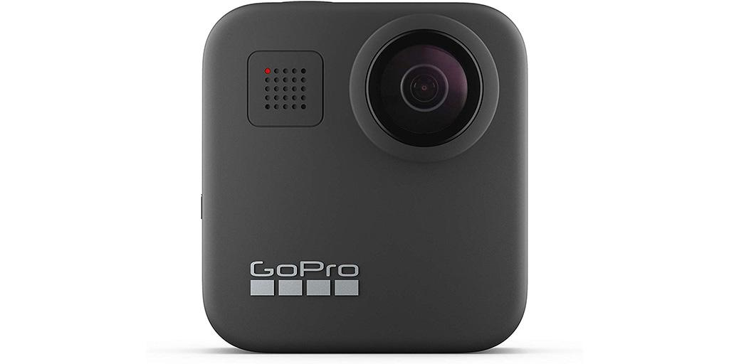 GoPro Max Hero + 360 footage